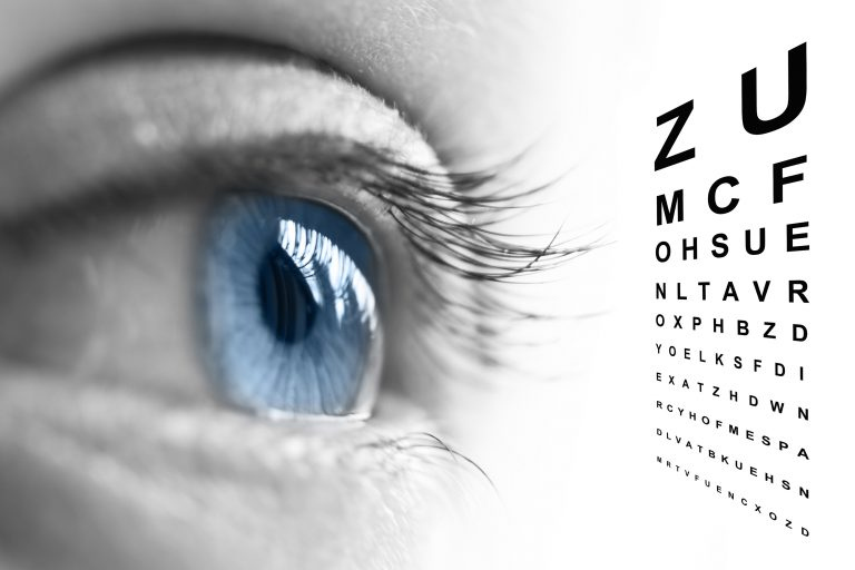 Blindness can happen due to bad diabetes care